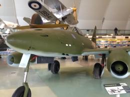 yagiporonさんが、RAF博物館で撮影したドイツ空軍 Me 262 Schwalbeの航空フォト(飛行機 写真・画像)