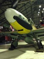 yagiporonさんが、RAF博物館で撮影したドイツ空軍 Bf 109E-1の航空フォト(写真)