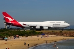 RUSSIANSKIさんが、シドニー国際空港で撮影したカンタス航空 747-438の航空フォト(飛行機 写真・画像)