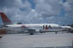 kumagorouさんが、那覇空港で撮影した日本トランスオーシャン航空 737-205/Advの航空フォト(写真)
