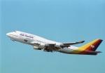 amagoさんが、シドニー国際空港で撮影したエア・パシフィック 747-412の航空フォト(写真)