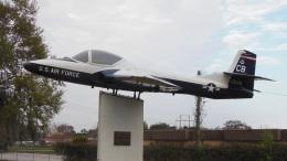 ゴンタさんが、Bartow Municipal Airportで撮影したアメリカ空軍 T-37A Tweetの航空フォト(飛行機 写真・画像)