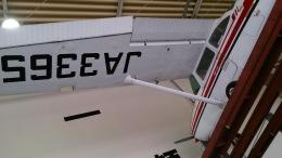 pilot yamapさんが、佐賀空港で撮影したエス・ジー・シー佐賀航空 172H Ramの航空フォト(飛行機 写真・画像)