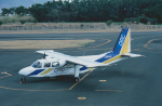kumagorouさんが、小値賀空港で撮影したオリエンタルエアブリッジ BN-2B-20 Islanderの航空フォト(写真)