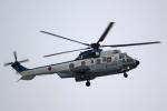 SINGCARGOさんが、市ヶ谷地区で撮影した陸上自衛隊 EC225LP Super Puma Mk2+の航空フォト(写真)