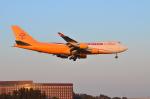 パンダさんが、成田国際空港で撮影したセンチュリオン・エアカーゴ 747-428F/ER/SCDの航空フォト(飛行機 写真・画像)