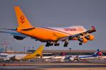 パンダさんが、成田国際空港で撮影したセンチュリオン・エアカーゴ 747-428F/ER/SCDの航空フォト(写真)