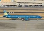 じーく。さんが、羽田空港で撮影したベトナム航空 A321-231の航空フォト(飛行機 写真・画像)