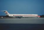 kumagorouさんが、仙台空港で撮影した中国東方航空 MD-82 (DC-9-82)の航空フォト(写真)