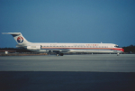 kumagorouさんが、仙台空港で撮影した中国東方航空 MD-82 (DC-9-82)の航空フォト(飛行機 写真・画像)
