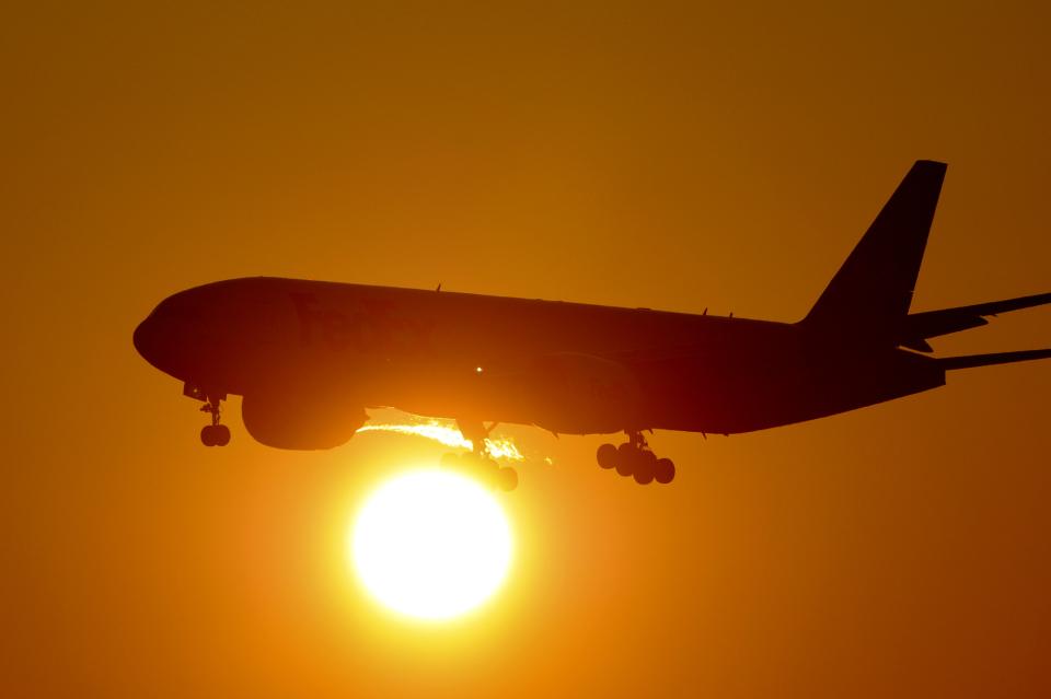 gucciyさんのフェデックス・エクスプレス Boeing 777-200 (N861FD) 航空フォト