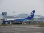 kumagorouさんが、紋別空港で撮影したエアーニッポン 737-5L9の航空フォト(飛行機 写真・画像)