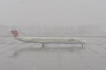 kumagorouさんが、女満別空港で撮影した日本航空 MD-81 (DC-9-81)の航空フォト(飛行機 写真・画像)