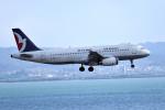 tsubasa0624さんが、関西国際空港で撮影したマカオ航空 A320-232の航空フォト(写真)