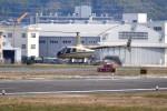 tsubasa0624さんが、八尾空港で撮影した賛栄商事 R66の航空フォト(写真)