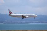 tsubasa0624さんが、関西国際空港で撮影した日本トランスオーシャン航空 737-446の航空フォト(写真)
