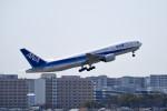 tsubasa0624さんが、伊丹空港で撮影した全日空 777-281の航空フォト(写真)