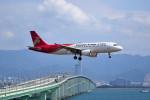 tsubasa0624さんが、関西国際空港で撮影した中国東方航空 A320-232の航空フォト(飛行機 写真・画像)