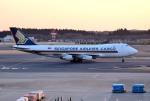 成田国際空港 - Narita International Airport [NRT/RJAA]で撮影されたシンガポール航空カーゴ - Singapore Airlines Cargo [SQ/SQC]の航空機写真