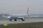 だいせんさんが、ミラノ・リナーテ国際空港で撮影したニキ航空 ERJ-190-100 LR (ERJ-190LR)の航空フォト(写真)