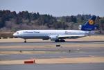mojioさんが、成田国際空港で撮影したルフトハンザ・カーゴ MD-11Fの航空フォト(飛行機 写真・画像)