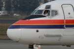 だいせんさんが、ミラノ・リナーテ国際空港で撮影したメリディアーナ・フライ MD-82 (DC-9-82)の航空フォト(写真)