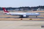 mojioさんが、成田国際空港で撮影したターキッシュ・エアラインズ A310-304の航空フォト(飛行機 写真・画像)