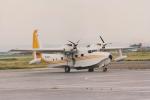 kumagorouさんが、仙台空港で撮影したエアファスト インドネシア G-73T Turbo Mallardの航空フォト(飛行機 写真・画像)