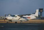 kumagorouさんが、仙台空港で撮影したフェデックス・エクスプレス 208B Super Cargomasterの航空フォト(飛行機 写真・画像)