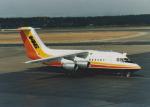 kumagorouさんが、仙台空港で撮影したブリティッシュ・エアロスペース BAe-146-100の航空フォト(写真)
