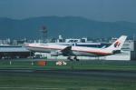 kumagorouさんが、福岡空港で撮影したマレーシア航空 A330-322の航空フォト(写真)