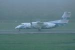 kumagorouさんが、熊本空港で撮影した天草エアライン DHC-8-103Q Dash 8の航空フォト(飛行機 写真・画像)