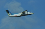kumagorouさんが、那覇空港で撮影した琉球エアーコミューター DHC-8-103 Dash 8の航空フォト(写真)