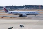 mojioさんが、成田国際空港で撮影したスリランカ航空 A330-343Eの航空フォト(飛行機 写真・画像)