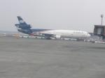 kumagorouさんが、熊本空港で撮影したワールド・エアウェイズ MD-11の航空フォト(写真)