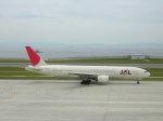 kumagorouさんが、神戸空港で撮影した日本航空 777-289の航空フォト(写真)