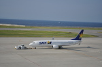 kumagorouさんが、神戸空港で撮影したスカイマーク 737-8Q8の航空フォト(写真)
