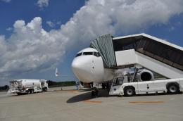 kumagorouさんが、茨城空港で撮影したスカイマーク 737-86Nの航空フォト(写真)