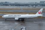 xxxxxzさんが、羽田空港で撮影した日本航空 777-246の航空フォト(飛行機 写真・画像)