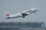 xxxxxzさんが、羽田空港で撮影したジェイ・エア ERJ-170-100 (ERJ-170STD)の航空フォト(飛行機 写真・画像)