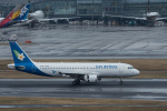 xxxxxzさんが、羽田空港で撮影したラオス国営航空 A320-214の航空フォト(飛行機 写真・画像)