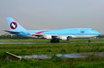 RUSSIANSKIさんが、シャージャラル国際空港で撮影したカボ・エア 747-422の航空フォト(飛行機 写真・画像)
