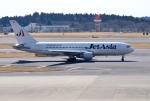 mojioさんが、成田国際空港で撮影したジェット・アジア・エアウェイズ 767-233/ERの航空フォト(飛行機 写真・画像)
