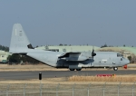 じーく。さんが、茨城空港で撮影したアメリカ海兵隊 C-130 Herculesの航空フォト(飛行機 写真・画像)