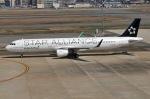 Cipher01さんが、福岡空港で撮影したエバー航空 A321-211の航空フォト(写真)