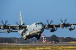 パンダさんが、茨城空港で撮影したアメリカ海兵隊 C-130 Herculesの航空フォト(飛行機 写真・画像)