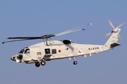 花田花男さんが、名古屋飛行場で撮影した海上自衛隊 SH-60Kの航空フォト(飛行機 写真・画像)
