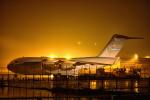カヤノユウイチさんが、伊丹空港で撮影したアメリカ空軍 C-17A Globemaster IIIの航空フォト(写真)