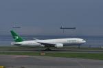kumagorouさんが、羽田空港で撮影したトルクメニスタン航空 777-22K/LRの航空フォト(写真)
