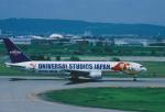kumagorouさんが、富山空港で撮影した全日空 767-381の航空フォト(飛行機 写真・画像)